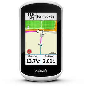 Garmin Edge Explore Navigationsudstyr sort